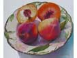 peaches in a dish II